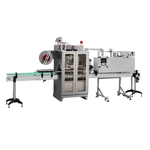 Bottle shrink sleeve labeling machine price