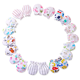 Wholesale soft cotton fingerless newborn baby mittens