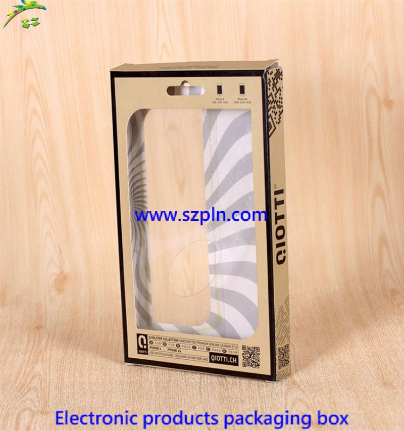 Custom Design Incipio Style Mobile Accessories Phone Case Packaging Box