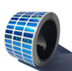 Half sheet adhesive shipping labels a4 paper barcode sheet stickers