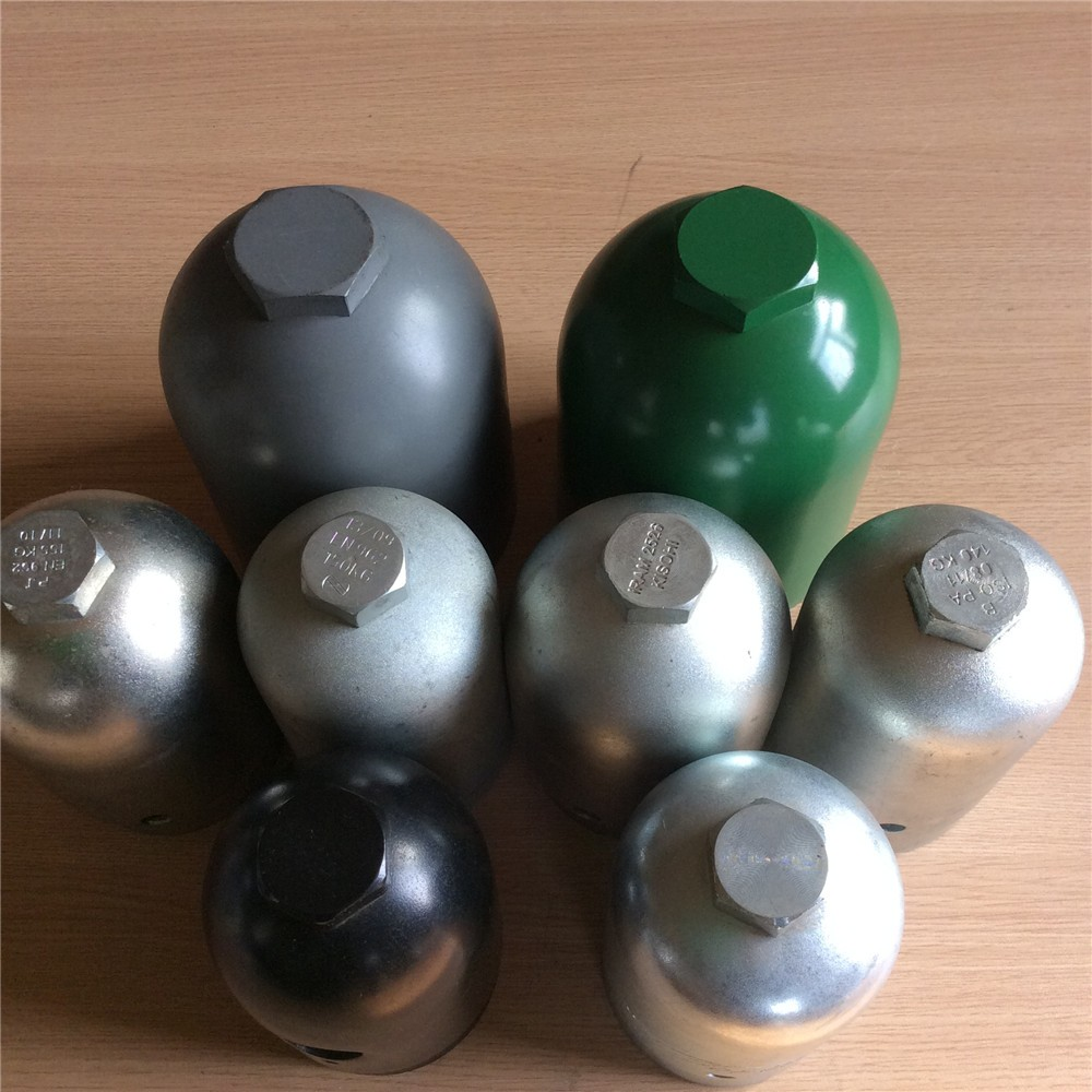 Metal Cap Guard For Using On Balloon Gas Cylinder Buy