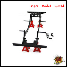 1:10 Scale Electric/gas/ RC nitro Car metal Chassis with Aluminium upgrades parts for sale from China