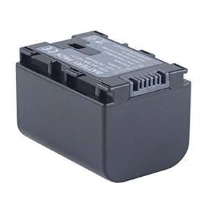 Battery Pack for JVC Everio GZ-GX1, GZ-EX210, GZ-EX215, GZ-EX250, GZ-EX310, GZ-EX315, GZ-EX355, GZ-EX510, GZ-EX515, GZ-EX555, GZ-EX210AU, GZ-EX210BU, GZ-EX210RU, GZ-EX210WU, GZ-EX210VU, GZ-EX215BU, GZ-EX250BU, GZ-EX310AU, GZ-EX310BU, GZ-EX310WU, GZ-EX355BU, GZ-EX515BU, GZ-EX555BU, GZ-GX1BU,