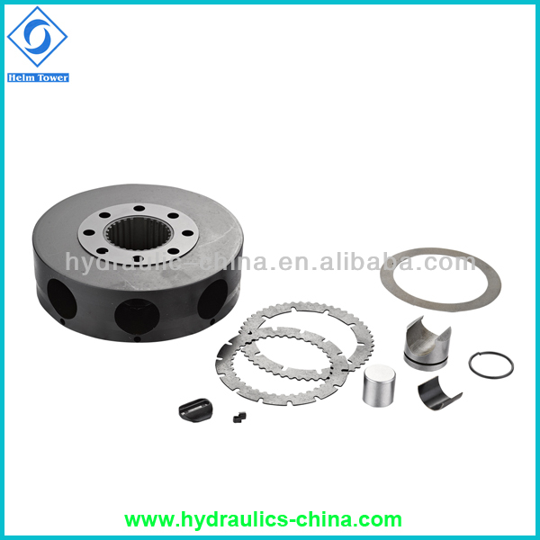 Rexroth hydraulic motor spare parts cam ring shaft stator rotor plunger piston roller and seal kit for MCR MCR3 MCR03 MCRE03