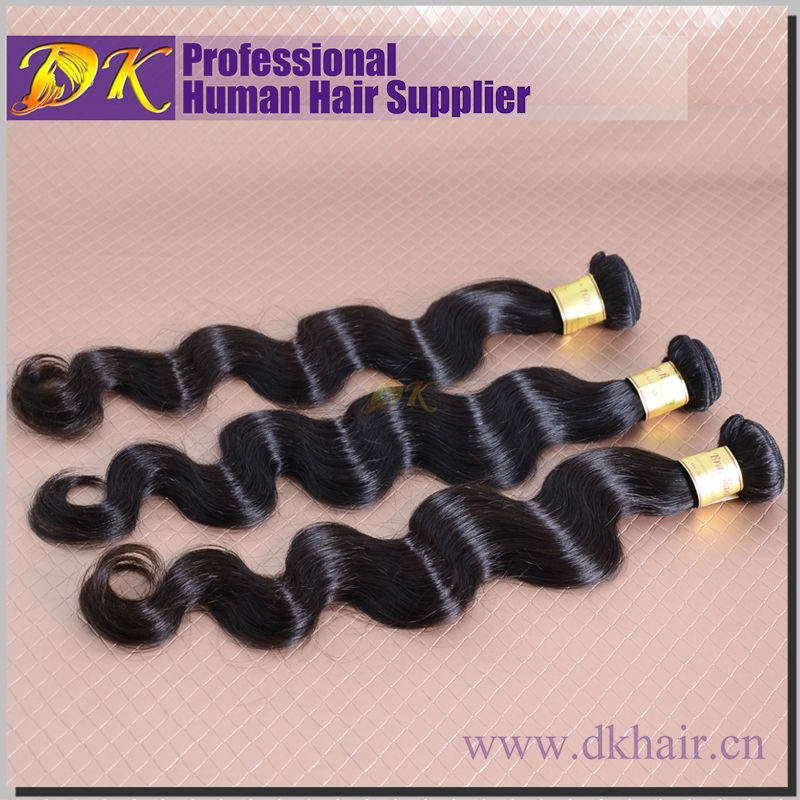 Alibaba China Supplier Raw Unprocessed Wholesale Virgin Chinese Hair