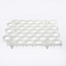 Egg Crate 42 Eggs Stackable and Reusable Plastic Crate