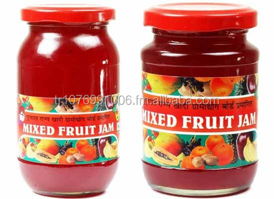 360g blueberry fruit jam with cheaper price