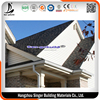 Factory Direct Green Asphalt Shingle Roofing Prices, Unti-UV Shingle Roof Tiles
