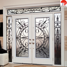 Front Door Wrought Iron Inserts, Front Door Wrought Iron Inserts Suppliers  And Manufacturers At Alibaba.com