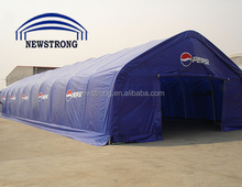 Large Outdoor Prefab Storage Shelter