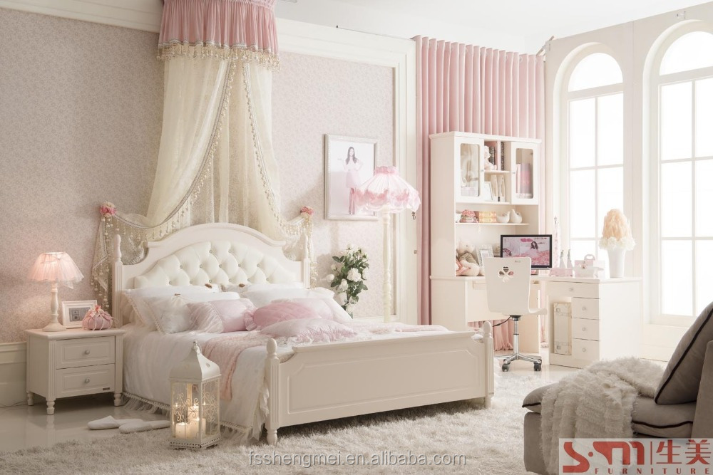 Cut Pink Kids & Teenage Bedroom Furniture Sets