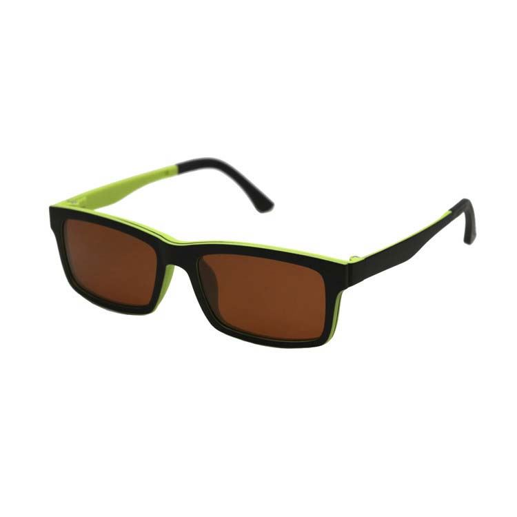 Chinese Supplier Top Grade Clip Men Sunglasses Hawkers