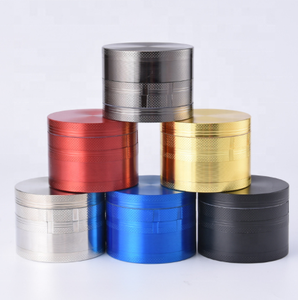 2019 OEM Hot sale Multi-function Tobacco Herb Weed Grinder