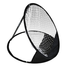 New Portable Pop up Golf Chipping Pitching Practice Net Training Aid Tool
