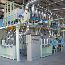 Wheat maize Processing Plant/10-200Tons/Day Corn Grits Flour Mill /corn meal Flour Mill Factory
