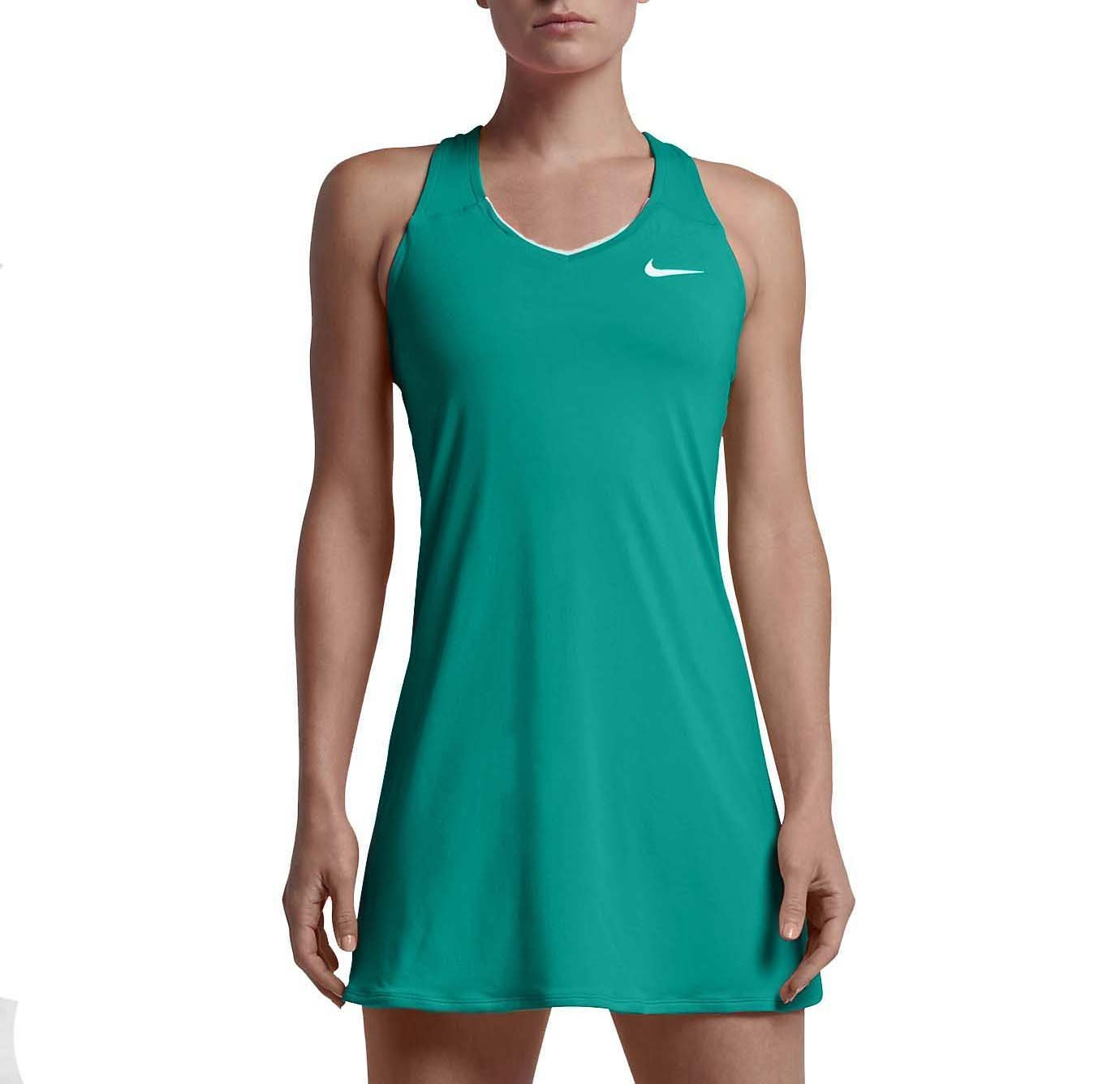 Get Quotations · Nike Women's NikeCourt Pure Tennis Dress