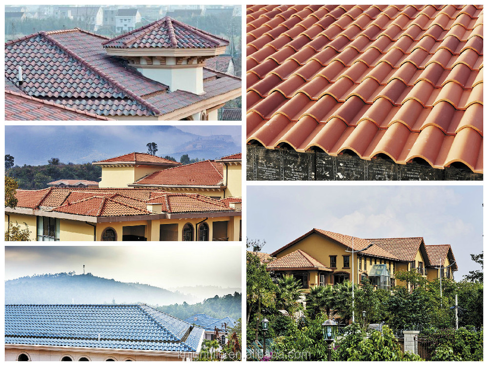 Chinese Clay Roof Tiles, Chinese Clay Roof Tiles Suppliers And  Manufacturers At Alibaba.com