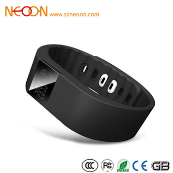 2017 Neoon Pedometer Distance Running Step Counting Hr Bluetooth Tw64 Sport Fitness Bracelet