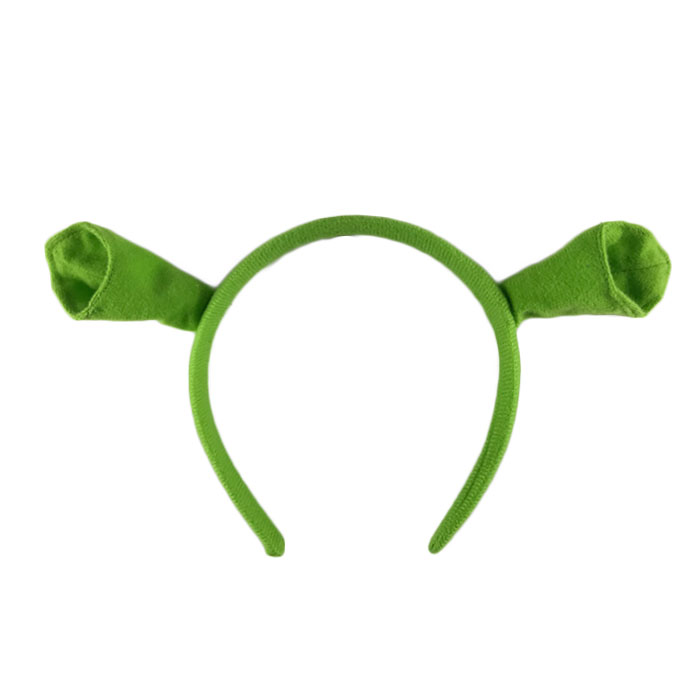 High quality School show hairband Shrek ear <strong>headband</strong>