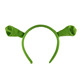 High quality School show hairband Shrek ear headband