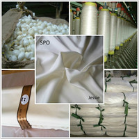 China Pure Silk Fabric 30103 For Muslim Winter Robe, China Boski/Bosky Factory Price 30104 for Muslim Summer Robe From Two Horse
