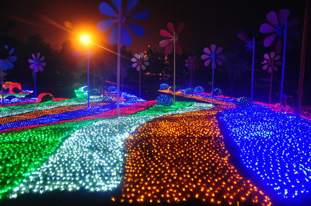 2m*3m 210leds Hot Sale Christmas Led Lights Led Giant Outdoor Net ...