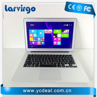 Free Shipping high quality 13.3 inch i5 laptop ultrabook with win7 or 8.1