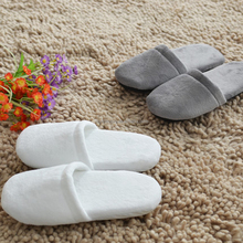 Custom Washable Disposable Hotel Guest Slippers