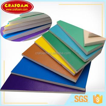 Extruded Polystyrene Foam Insulation Board Color Foam