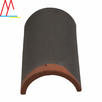2019 High Quantity Classic 370*180*140mm Spanish Clay Roof Tiles for Sale