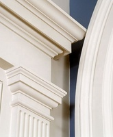 Orac PU polyurethane cornice moulding for ceiling design