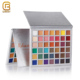 QIBEST Cosmetics Makeup Wholesale High Pigment Matte Eye Shadow Colorful Glitter Make Up Eyeshadow Palette