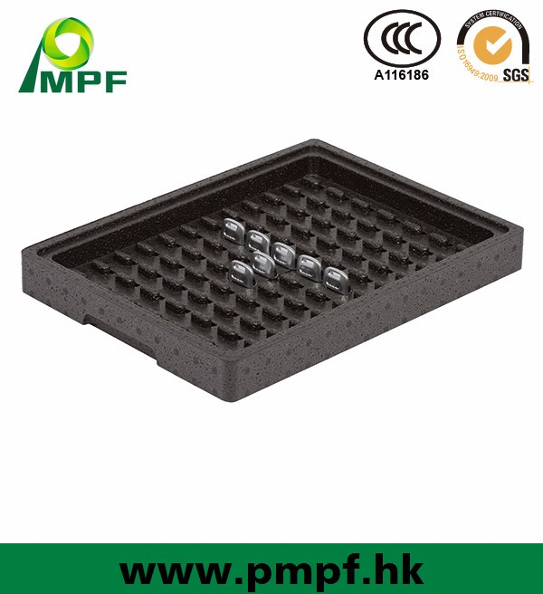 Custom Lightweight Anti-impact Eco-friendly EPP EPS Foam Styrofoam Packaging Trays