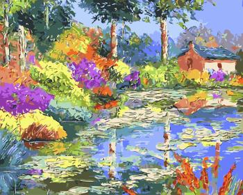 78 Lukisan Pemandangan Pedesaan Yang Indah Gratis Terbaru