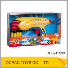 Sport air soft gun yellow bullet gun toy for sale OC0243993