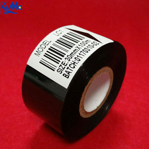 Hight quality hot stamping ribbon coding foil for date and time printing
