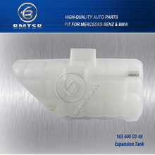 Hot selling Coolant expansion tank for W163