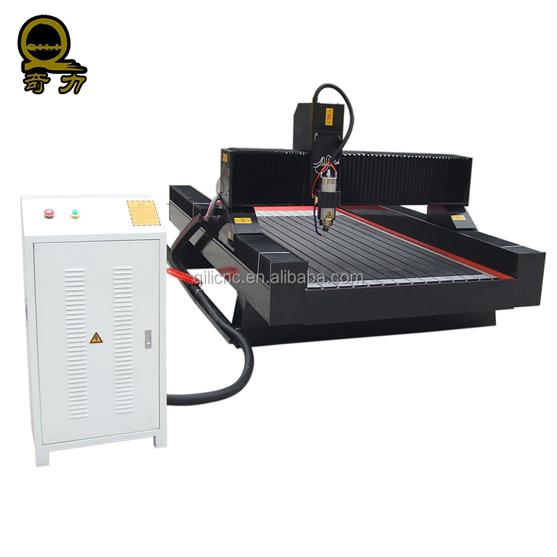 High Efficiency CNC Router Machine Quarry Stone Cutting Machine For Granite/Stone/Tombstone Engraving
