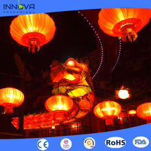 Innova-colorful outdoor chinese new year lantern festival decoration for public show