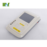 Professional specific protein hba1c analyzer for whole blood CRP, urine MA, serum CYS-C, HbA1c test MSLGH03