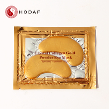 factory direct supply Golden Eye mask in bulk package for Anti-Wrinkle and puffy eyes