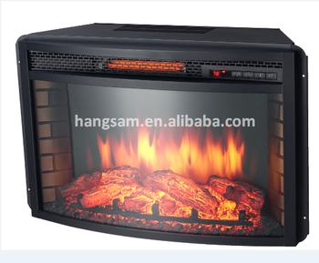 26 Inch Front Curved Electric Fireplace Low Pirce Buy