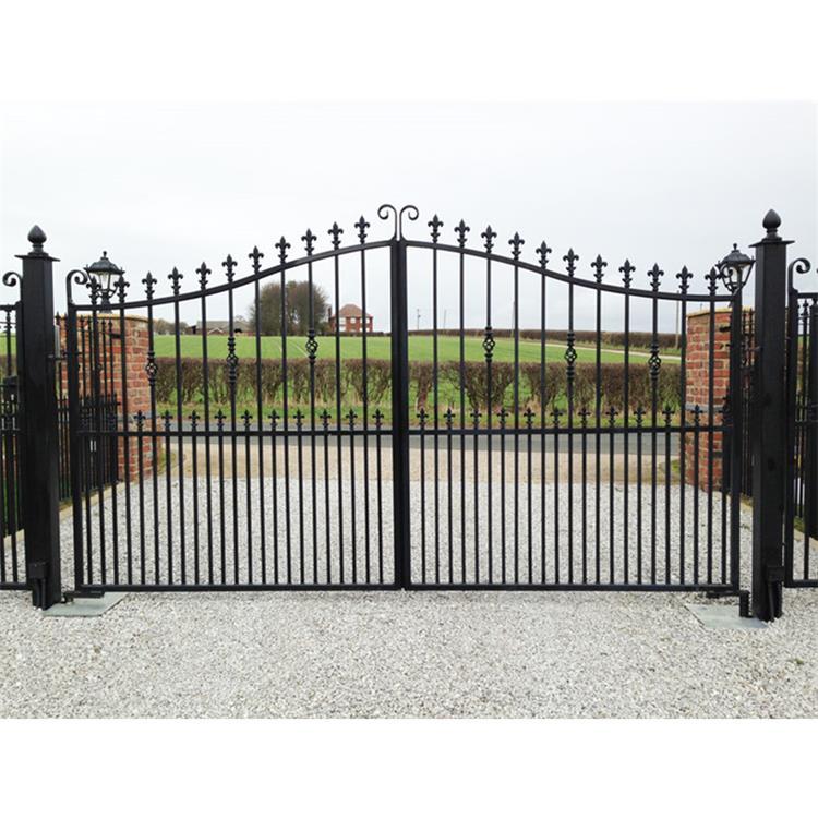Iron Pipe Gate Design Modern Main Gate Designs Steel Main