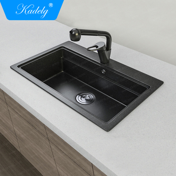 Silgranit Natural Granite Composite Kitchen Sink,Drop-in Or  Undermount,Blacks - Buy Kitchen Sink,Composite Kitchen Sink,Granite  Composite Kitchen Sink ...