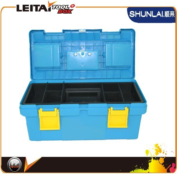 16.5 INCH PP NEW PLASTIC TOOL BOX MADE IN CHINA