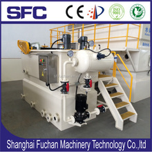DAF Unit Effluent Treatment Containerized Package Sewage Treatment Plant DAF Machine