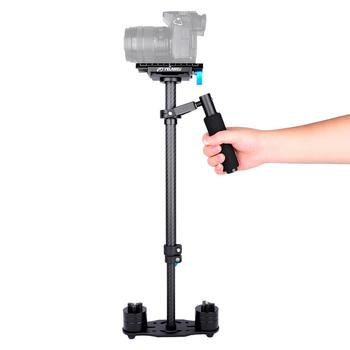 YELANGU S60T Colorful Handheld DV Stabilizer For All DSLR And Video Camera