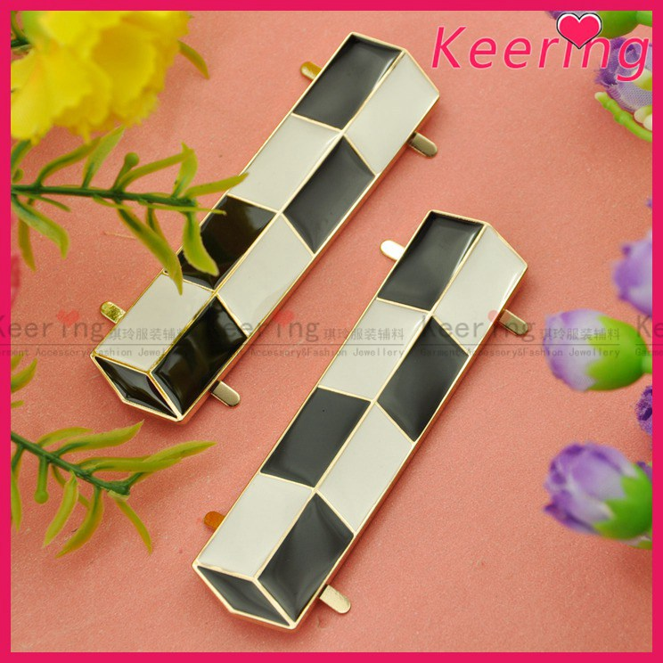 new fancy accessories fashion wholesale shoe clip for footwear ornament WSC-366