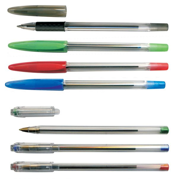 advertising gift logo brand plastic Round stick pen