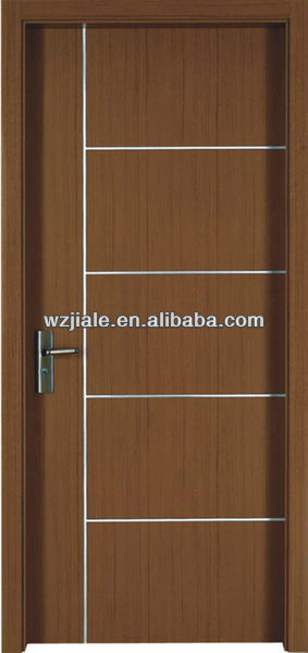 Room door natural veneered wooden flush door design mdf for Living room door designs